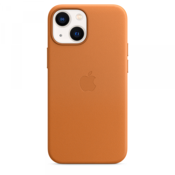 Apple iPhone 13 mini Leder Case