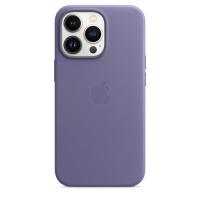 Apple iPhone 13 Pro Leder Case Wisteria