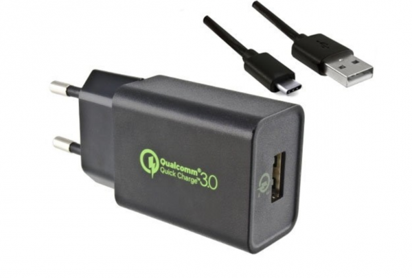 DINIC USB Quick Charge 3.0 Ladeadapter