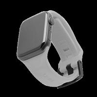 UAG Urban Armor Gear Scout Silikon Armband Silber