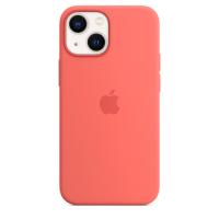 Apple iPhone 13 mini Silikon Case Pink Pomelo