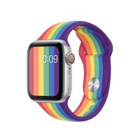 Apple Watch Pride Edition Sportarmband