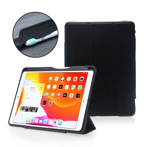 """DEQSTER Rugged Case (2021) für iPad 10.2"""" (7./8./9. Gen.)"""