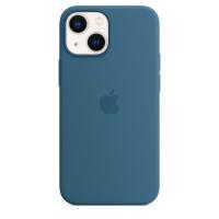 Apple iPhone 13 mini Silikon Case Eisblau