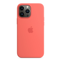 Apple iPhone 13 Pro Max Silikon Case Pink Pomelo