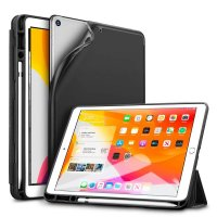 "ESR Silicon Folder Case iPad 10.2"" (7. / 8.Gen.) Schwarz"