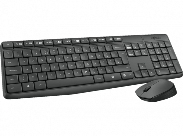 Logitech MK235 Combo Set
