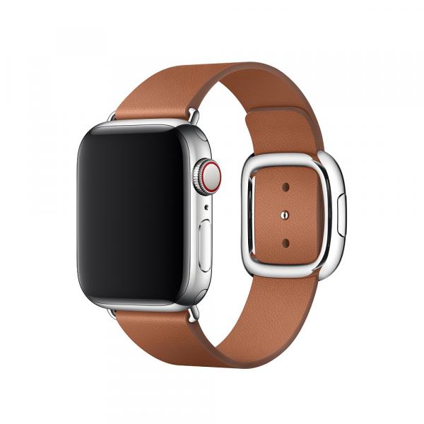 Apple Watch Modernes Lederarmband