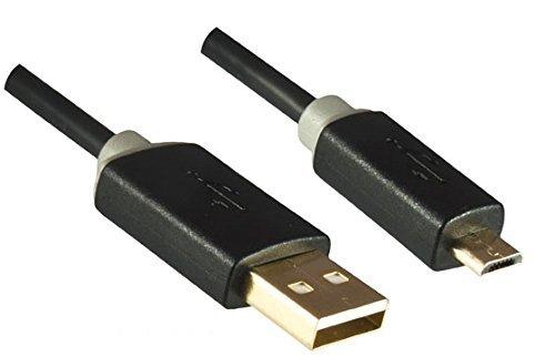 DINIC USB A 2.0 auf Micro-USB Kabel