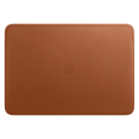 """Apple Lederhülle für das MacBook Pro 16"""" Sattelbraun"""