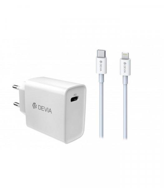 Devia 18 W USB-C Power Adapter