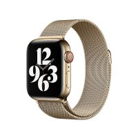 Apple Milanaise Armband Gold