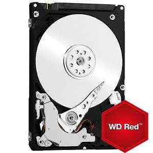 "Western Digital Red für NAS 3,5"" 1TB"