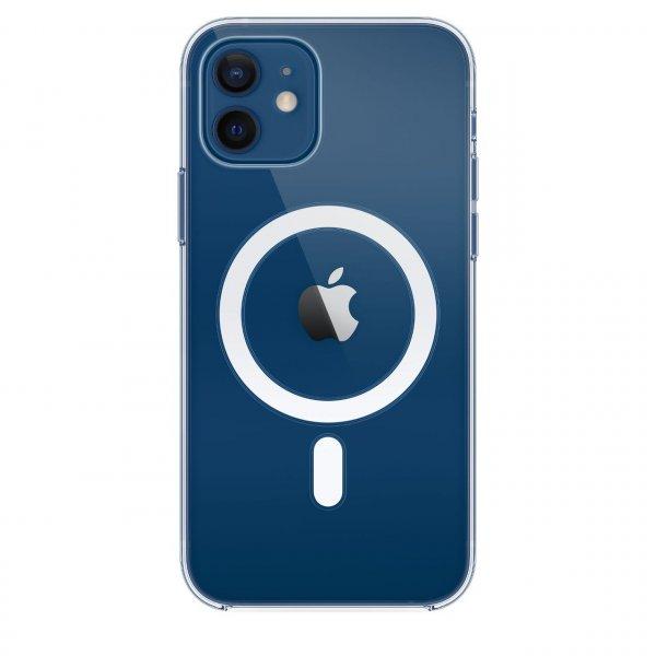Apple iPhone 12 / 12 Pro Clear Case