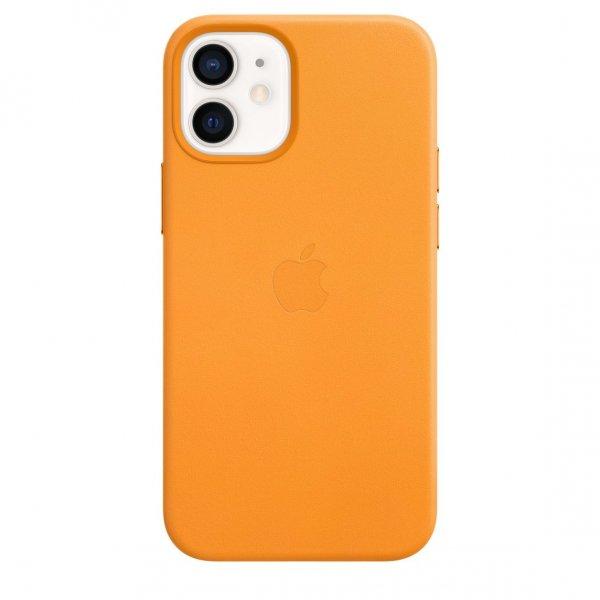 Apple iPhone 12 mini Leder Case