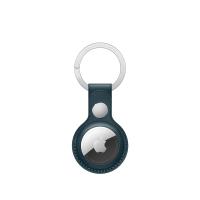 Apple AirTag Schlüsselanhänger Baltischblau