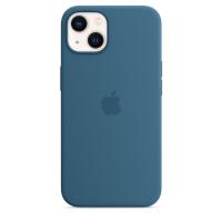 Apple iPhone 13 Silikon Case Eisblau