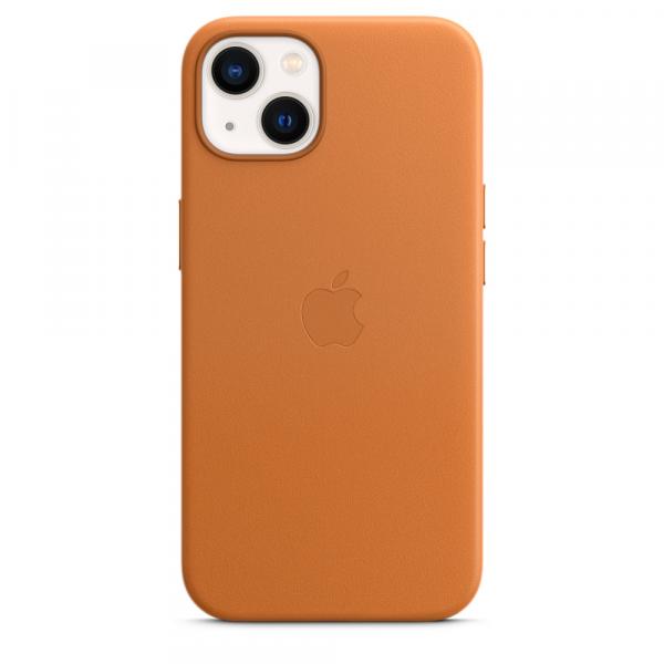 Apple iPhone 13 Leder Case