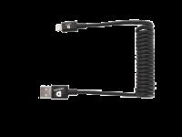 DEQSTER Ladekabel Lightning auf USB-A