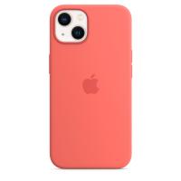 Apple iPhone 13 Silikon Case Pink Pomelo