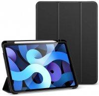 ESR Silicon Folder Case für das iPad Air (4. Gen) Schwarz
