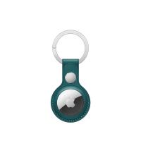 Apple AirTag Schlüsselanhänger Waldgrün