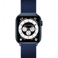 LAUT Steel Loop Watch Strap Blau